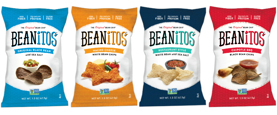 Beanitos snack-size chips