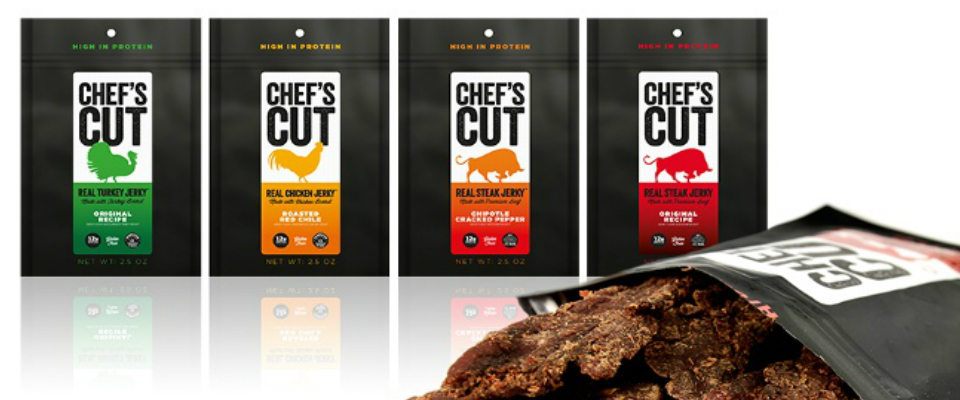 Wholesale jerky from Chef's Cut Real Jerky