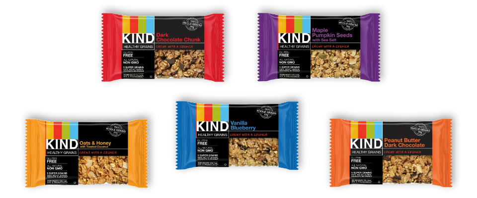 Wholesale KIND Healthy Grain Bars